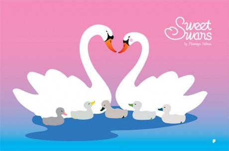 sweet swans Florentijin Hofman 201704-02